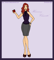 Commission - Harmony Cheswith by Femmes-Fatales