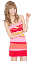 PNG : SNSD Sunny by chazzief