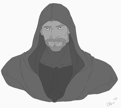 Gabriel Reyes ~ Animation by PassivelyPlastered