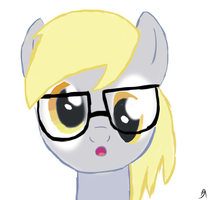 Smart Derpy by onlyAgam3r