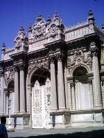 Dolmabahce Palace-11 by izzmarit-stock