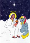 Happy Birthday, Jesus! And A Happy New Year Too! by Pandaren-Chaplain