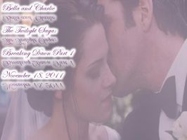 Bella and Charlie Wedding BD 1 by CriminalMindsLover19