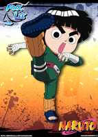 Chibi - Rock Lee -PTS- by Shinoharaa