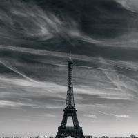 Eiffel Tower, Study 1 by kapanaga
