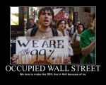 Occupied Wall Street by Balddog4