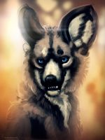 Woolfol Commission by Ti-R