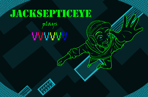 JackSepticEye plays VVVVVV by TheEternalChild
