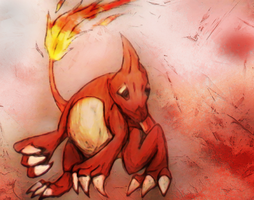 AC - Charmeleon (Collaboration) by FlamingClaw