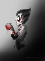 Don't starve (qiuck doodle) by mellfirebay