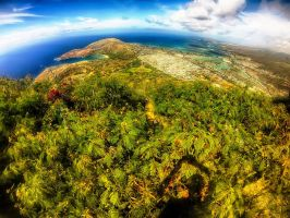 Koko Head | Hawaii III by StevenZybert