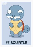 007 Squirtle by hiugo