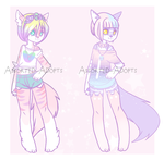 Pastel Adopts (1/2) (OPEN) by Assorted-Adopts