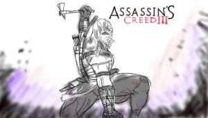 Assassin's Creed III - Connor Kenway by JTmovie