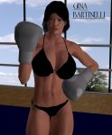 WRBL Roster-Gina Bartinelli by boxinggirls12