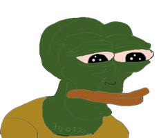 Handsome Pepe by impostergir007