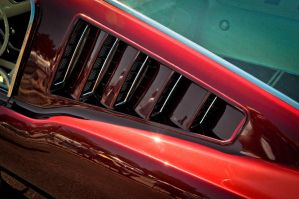 Shelby Louvers by theCrow65