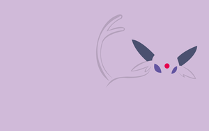 Espeon by PokeTrainerManro