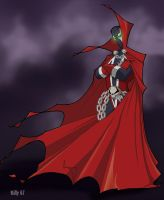 Spawn by Bloodzilla-Billy