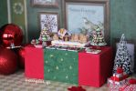 Christmas Dessert Table by PetitPlat