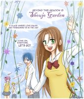 Shoujo Garden by hyacinthess