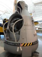 Red Bull Stratos Capsule by rlkitterman