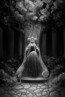 Forest Queen by MadameNyx