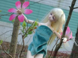 Spring Fairy 12 by vmpgrl