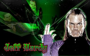 Jeff Hardy: Reflections by Photopops