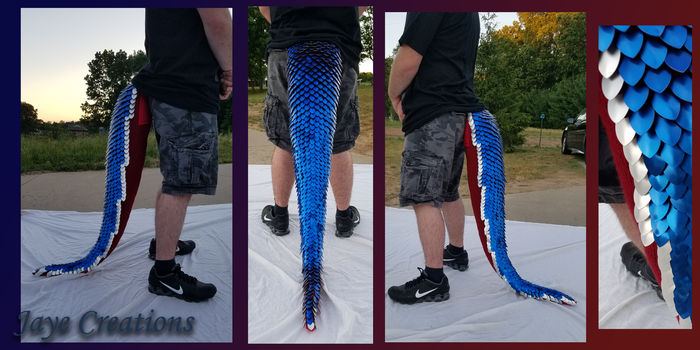 Video - XL Scaletail - Biggest one yet! by WuffJaye