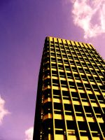 Civic Centre Building by rebel28