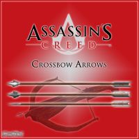 AC: Crossbow Arrows by DecanAndersen