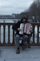 French Musician by 09ptaylo