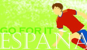 APH World Cup: Go For It Spain by Nikolicious