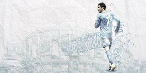 Cristiano Ronaldo Wallpaper by eaglelegend