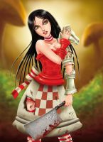 Alice Madness by maltoniko