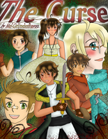 The Curse (APH Fancomic Cover) by melonstyle