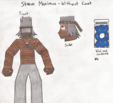 Steve Maximus - No Coat Reference by Zorzathir