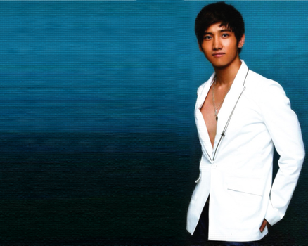 Changmin Wallpaper by staceyluong
