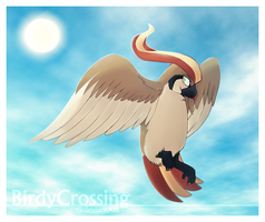 There's no waiting on a miracle by BirdyCrossing