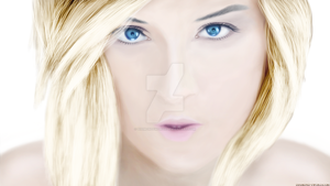 Digital Art - Polina Gagarina by DiamondSwordX