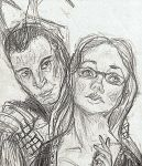 LokixDarcy Beside You by Hellion-Kat