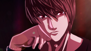 Yagami Light: Death Note by Nazel90