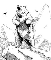 The Bear by pictishscout