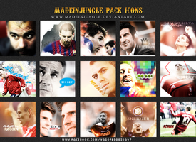 MADEINJUNGLE PACK ICONS by madeinjungle