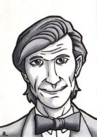 The Eleventh Doctor by TheRigger