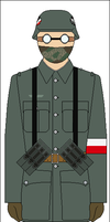 Polish Resistance Fighter by bar27262