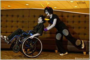 Homestuck: In For a Fun Ride by CosplayerWithCamera