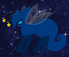 In the Stars by Mademoiselle-Squeaky
