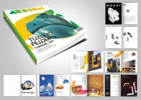 Atrium Magazine by or5